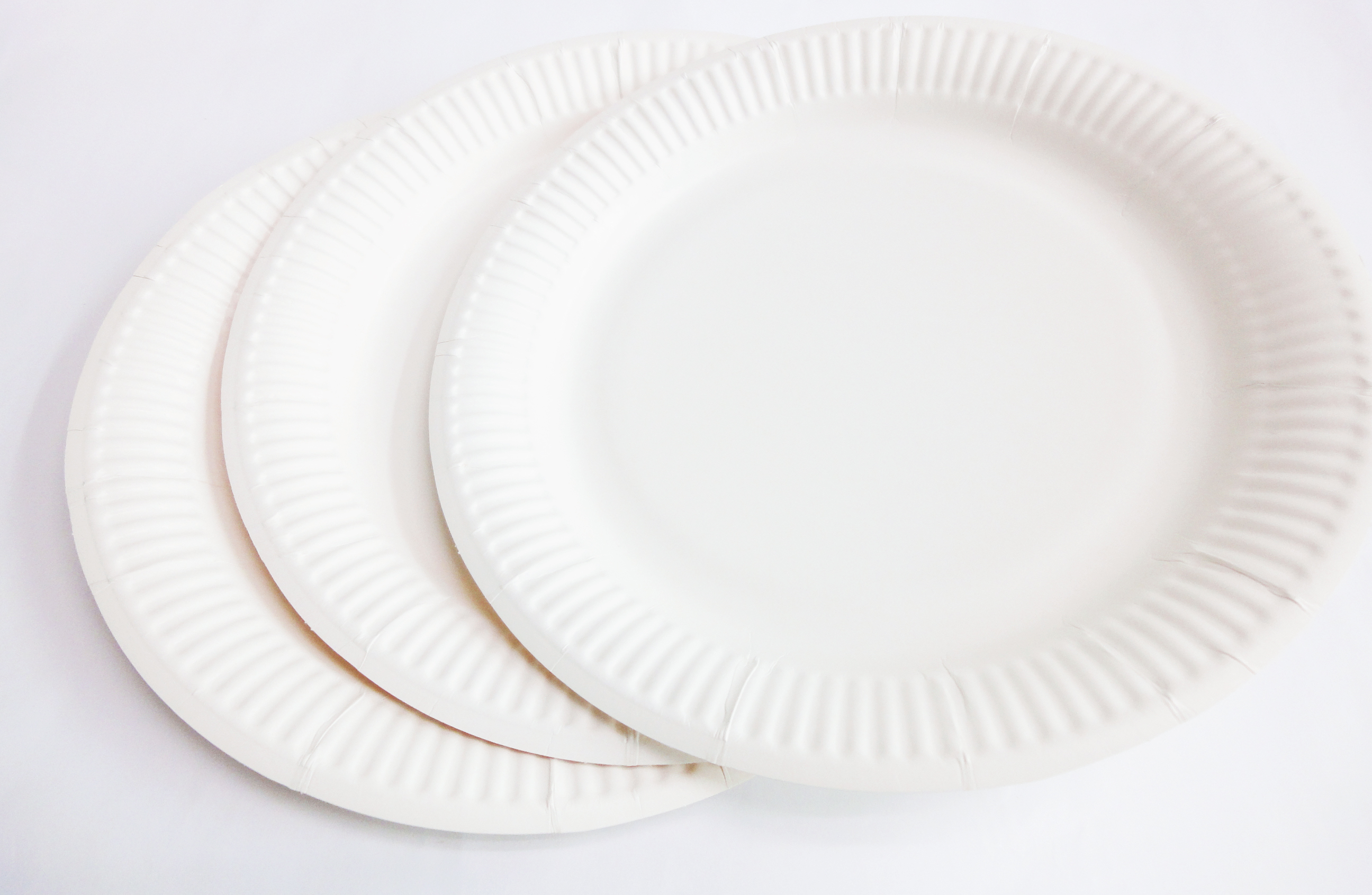 White Paper Plate Wwwpixsharkcom Images Galleries : gold and white paper plates - pezcame.com